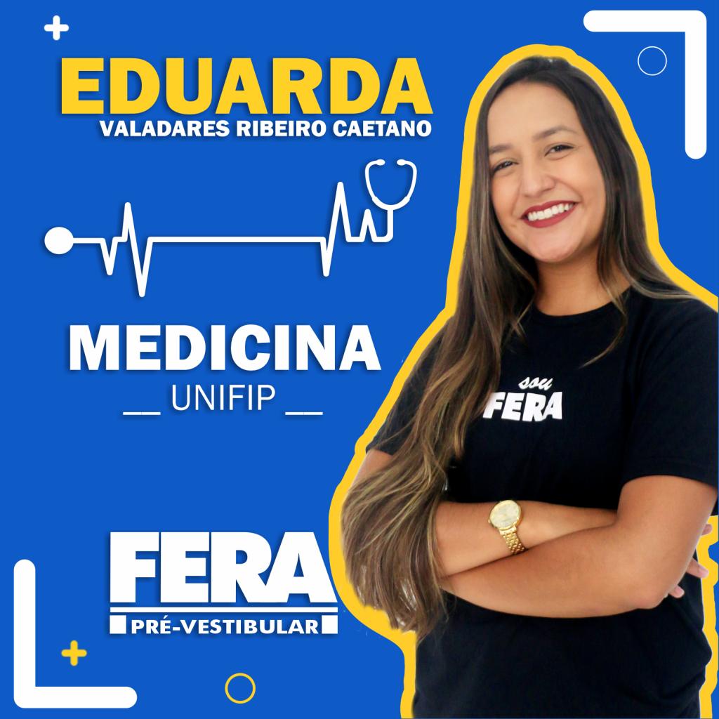 Post34EduardaValadaresMedicina